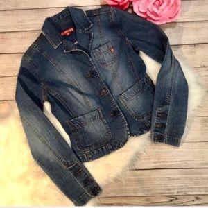 Denim Jean jacket small